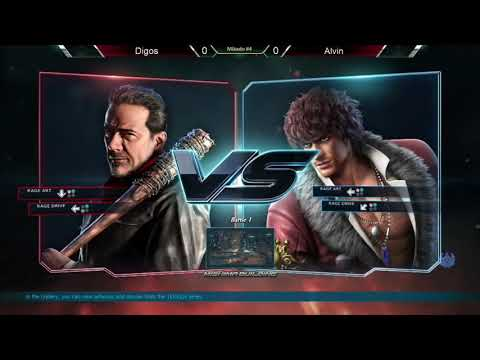 Gargula Fighters Meet #4 - Tekken 7