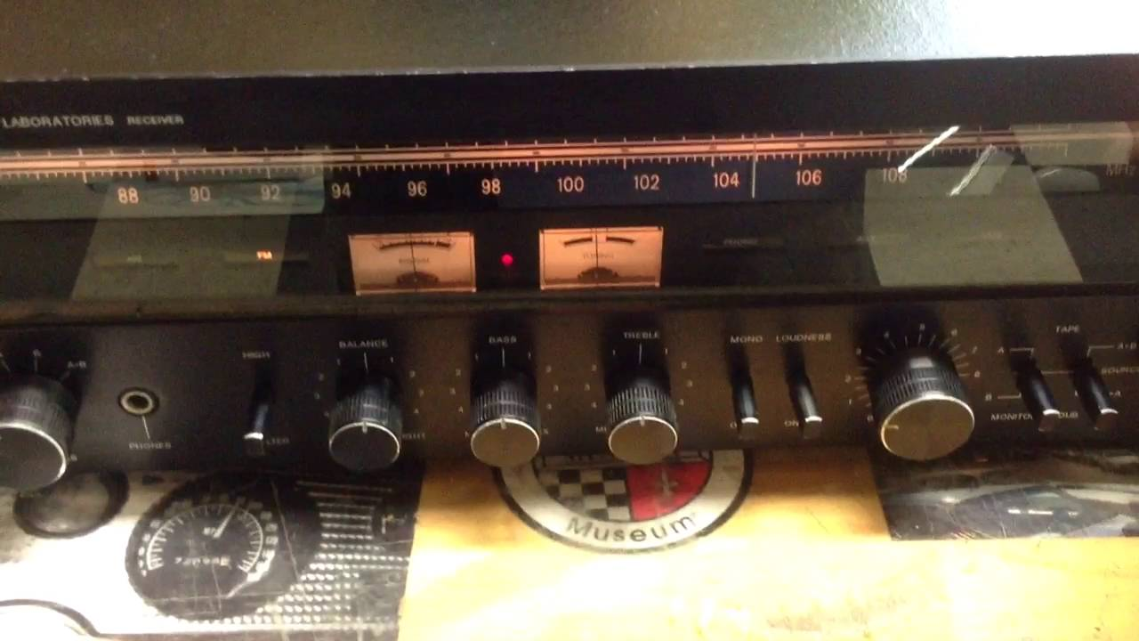 philips 7861 receiver #2