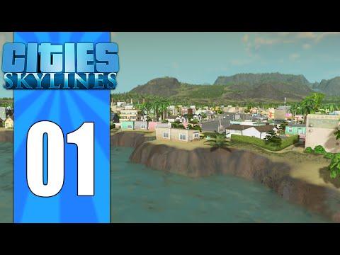 Cities: Skylines E1 - An even nicer San Diego