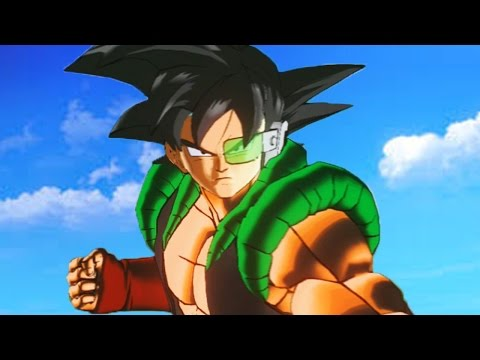 BARDOCK GOKU FUSION?! - Dragon Ball Xenoverse Mods
