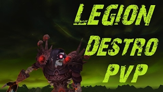 Legion 7.1.5 | Destruction Warlock PvP [Asek]