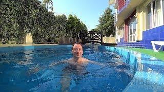 видео Гостиницы в Сочи недорого, цены 2018