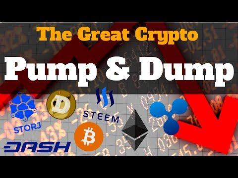 The Great Crypto PUMP & DUMP