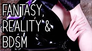 Reality vs. Fantasy in BDSM and Porn -- A Conversation with Pup Amp