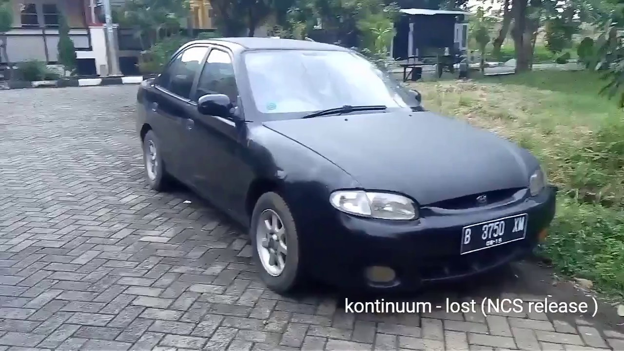 Mobil Eks Taksi 2004 Hyundai Excel Review Youtube
