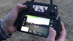 Testissä Mavic Pro -kuvauskopteri