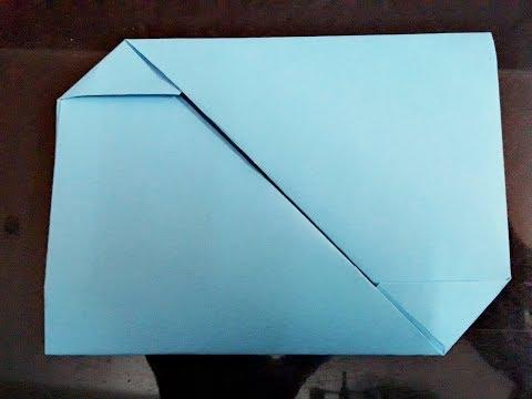 Easy Origami Envelope ll DIY Paper Envelope ll Envelope Series #3