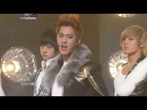 [HD] MBLAQ (엠블랙) - Stay @ MUSIC BANK (January 28,2011) mp3