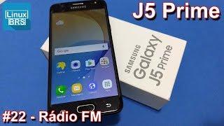 Samsung Galaxy J5 Prime - Rádio FM