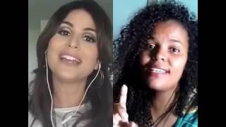 Ressuscita-me Aline Barros e Lilinha Farias Smule