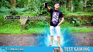 Gaming Test Asus Zenfone Max Indonesia