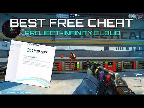 CS:GO FREE CHEAT | PROJECT INFINITY (UNDETECTED 2020) // #FREECHEAT