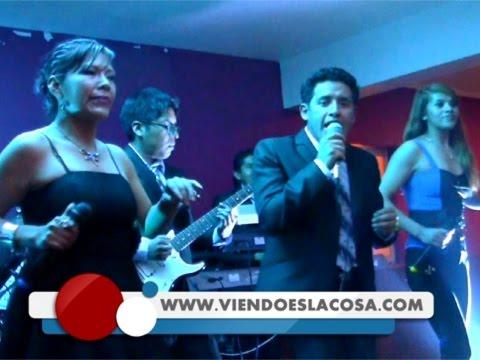 VIDEO: LA KÚPULA - Rodrigo El Potro - Enganchados En Vivo - WWW.VIENDOESLACOSA.COM