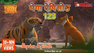 Hindi cartoon for kids jungle book hindi kahnaiya Dschungelbuch mega Folge