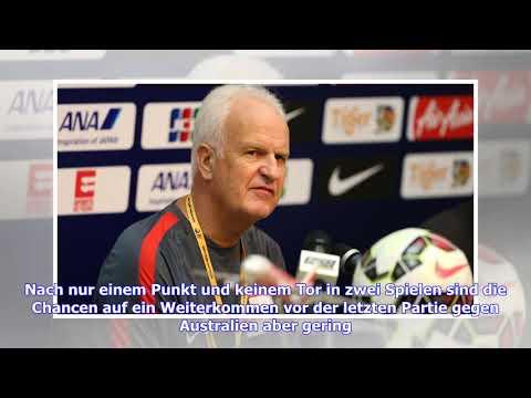 Bernd Stange als Nationaltrainer Syriens entlassen