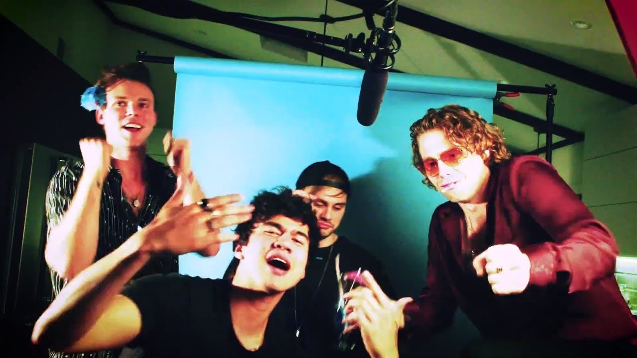 5SOS - Cocktail Chats // Ep.3