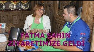 Gaziantep Büyükşehir Belediye Başkanı Fatma Şahin Bizi Ziyaret Etti