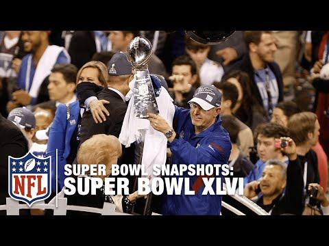 Super Bowl Snapshots: Tom Coughlin Remembers Super Bowl XLVI | NFL