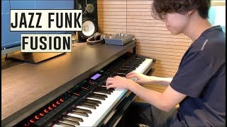 Jazz funk Fusion in B minor by Yohan Kim