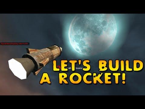 LET'S BUILD A ROCKET (Modded L4D2 w/ Friends)