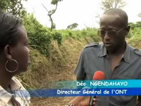 Burundi:Tourisme