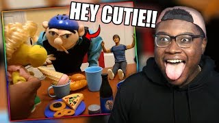 JEFFY FALLS IN LOVE WITH JOSEPH! | SML Movie: Bowser Junior's Playtime 5 Reaction!