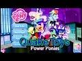 Power Ponies My Little Pony Story App Zapp Mistress MareVelous Hum Drum Saddle Rager