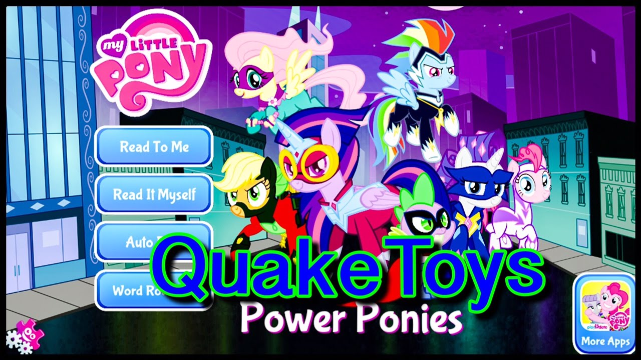 power ponies my little pony story app zapp mistress marevelous hum