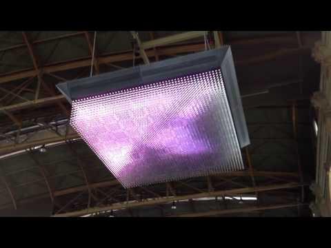 3D display @ Zürich HB [1/2]