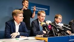 Schleswig-Holstein beschließt weitreichende Vorkehrungen gegen Corona