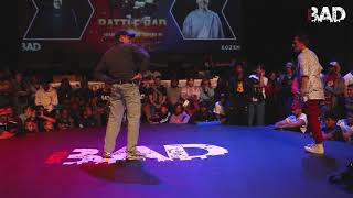 OZZI vs BGIRL CUBA - Battle BAD 2019 - BREAKING TOP 16