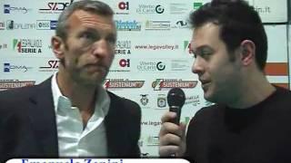 27-03-2011: Intervista ad Emanuele Zanini nel post NewMater-S.Giustino