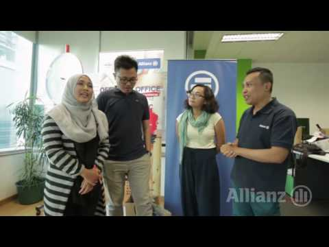 "Allianz Office to Office ""WEGO TRAVEL"""
