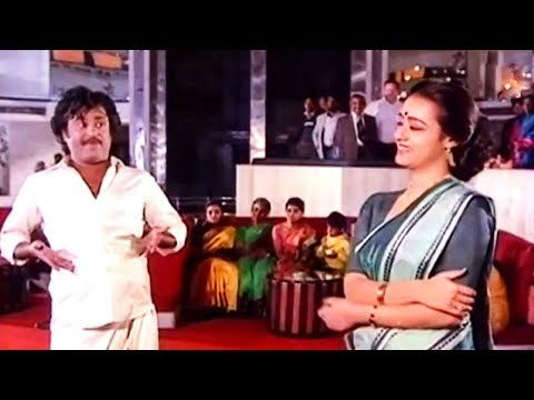 Tamil Songs # Thottathile Pathi Katti Video Songs #Velaikaran # Rajinikanth # Amala