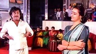 Tamil Songs # Thottathile Pathi Katti Video Songs #  Velaikaran # Rajinikanth # Amala