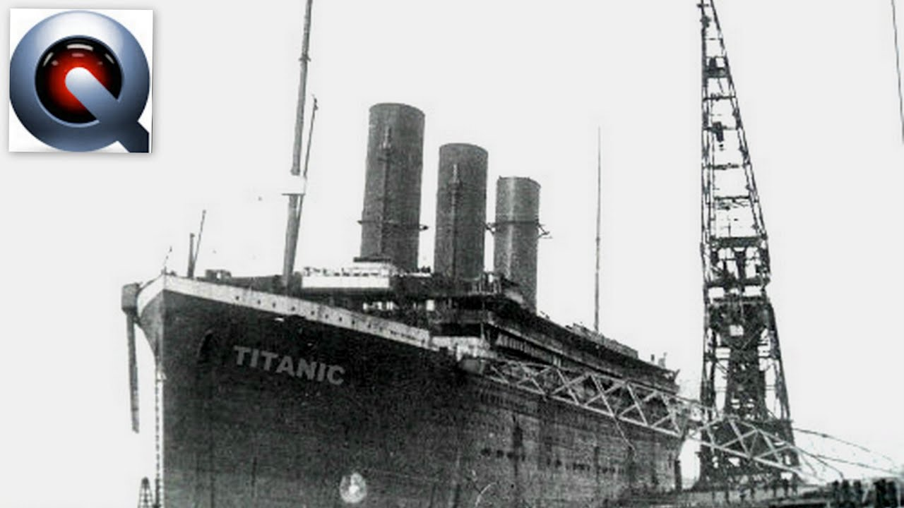 Titanic Real 1912   Stunning Rare Images From The Titanic ...