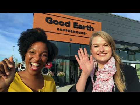 Welcome to Winnipeg Good Earth Coffeehouse