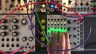 Mutable Instruments - STAGES - Tutorial / Harmonics Oscillator * EASTER EGG * Hidden Mode