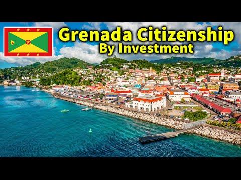 Grenada Citizenship by Investment Program (Second Passport)