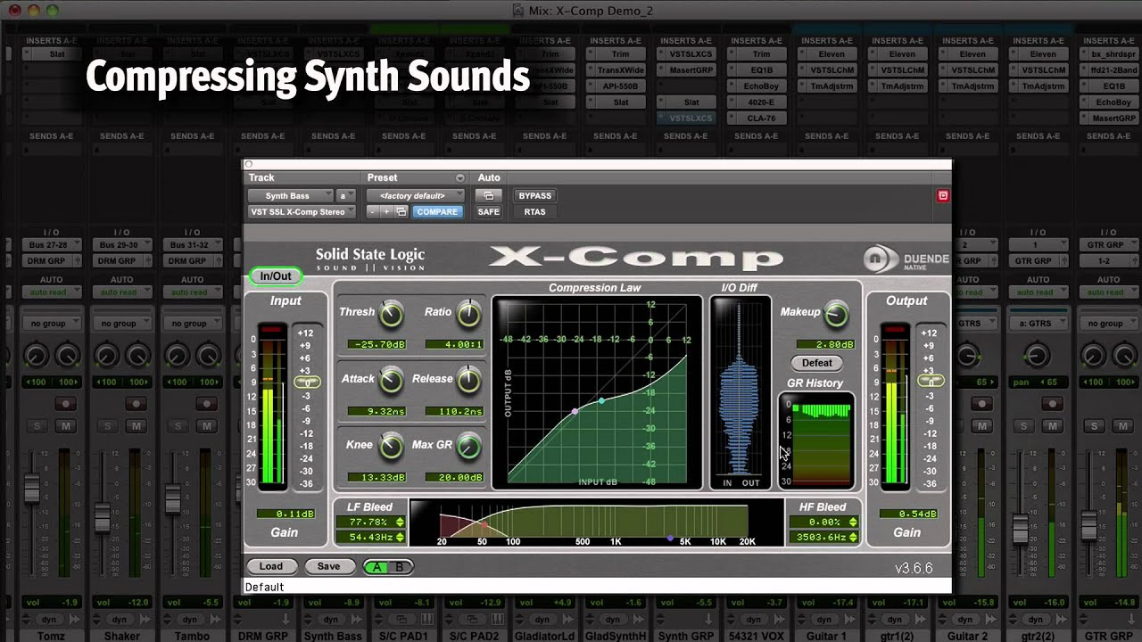 Solid State Logic Duende Native v5 1 1 WIN VST-AudioUTOPiA – Magesy