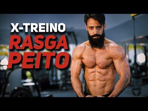 Save TREINO PESADO PARA RASGAR PEITO | Sérgio Bertoluci Snapshots