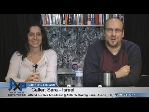 Atheist Experience 20.17 with Russell Glasser and Tracie Harris