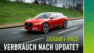 Jaguar I-PACE reloaded! Nach Software Update doch ein TESLA Killer?