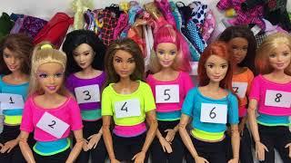 Barbie Kombin Challenge 👚👘👗