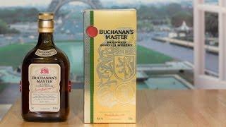 Whisky Brasil 90: Buchanan's Master Review