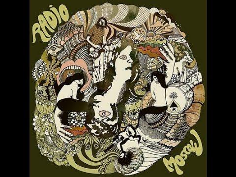 Radio Moscow - Radio Moscow (2007) Full Album [Acid Blues Rock]
