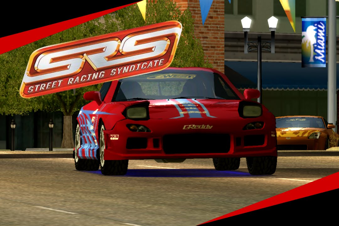 Street Racing Syndicate: Mazda Rx-7 Gameplay - YouTube