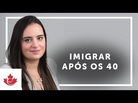 Imigrar após os 40 anos - LIVE