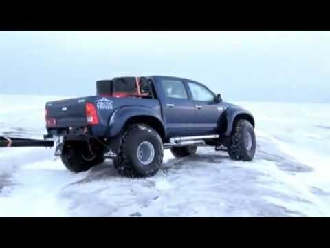 Preparation for Antarctica Challenge