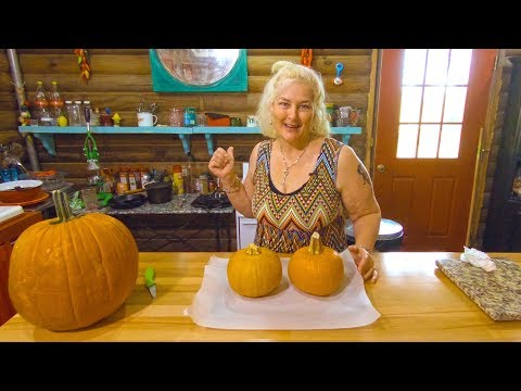 Making Fresh Pumpkin For Pies The Fast & Easy Way